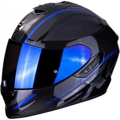 SCORPION přilba EXO-1400 AIR Carbon Grand blue