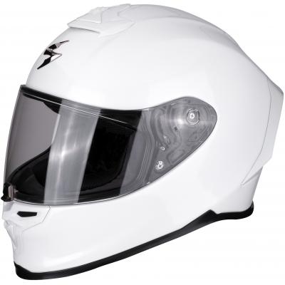 SCORPION přilba EXO-R1 AIR pearl white