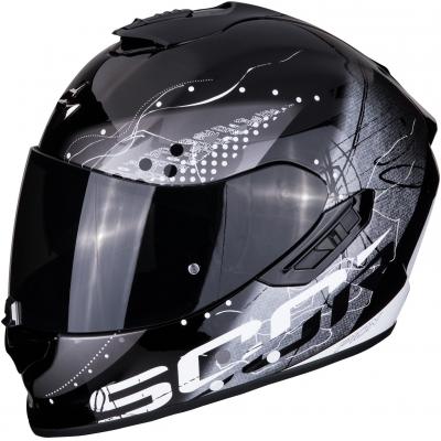 SCORPION přilba EXO-1400 AIR Classy black/silver