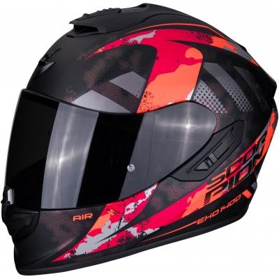 SCORPION přilba EXO-1400 AIR Classy black/red