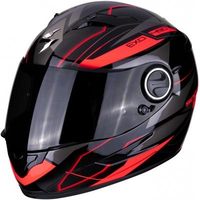 SCORPION přilba EXO-490 Nova black/red
