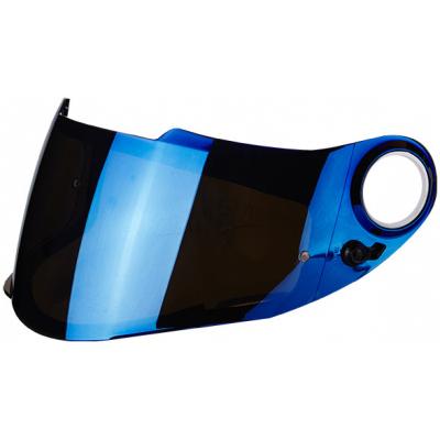 SCORPION plexi SPEEDSHIFT 3D KDF-11M Pinlock blue mirror