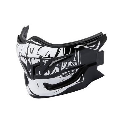 SCORPION brada EXO-COMBAT Skull black/white