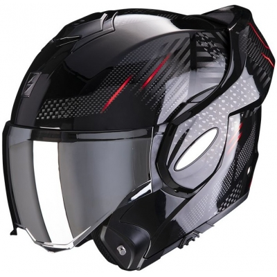 SCORPION přilba EXO-TECH Pulse red