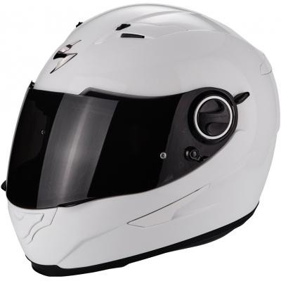 SCORPION přilba EXO-490 Solid white