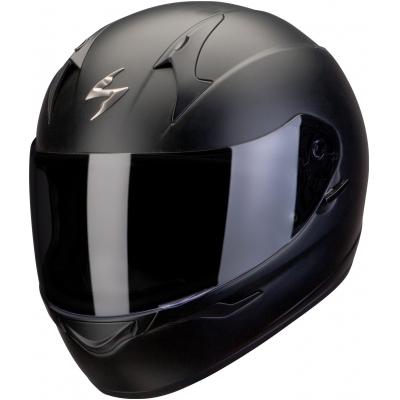 SCORPION prilba EXO-390 Solid matt black