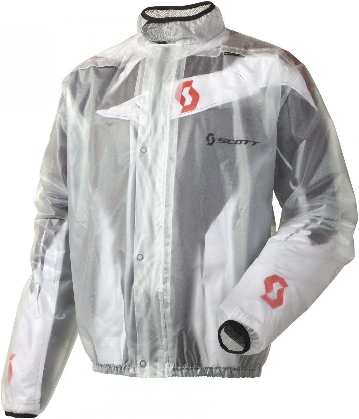 SCOTT bunda nepromok RAIN COAT clear  519f1bc52b