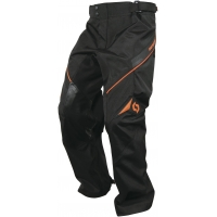 SCOTT kalhoty ADVENTURE black/orange