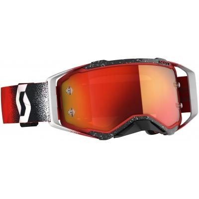 SCOTT brýle PROSPECT CH white/red/orange chrome works