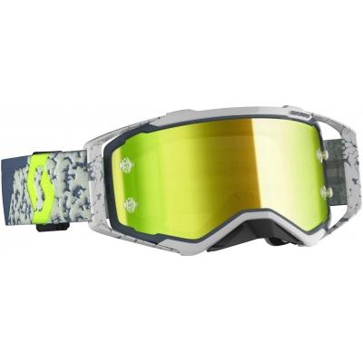 SCOTT brýle PROSPECT CH grey/dark grey/yellow chrome works