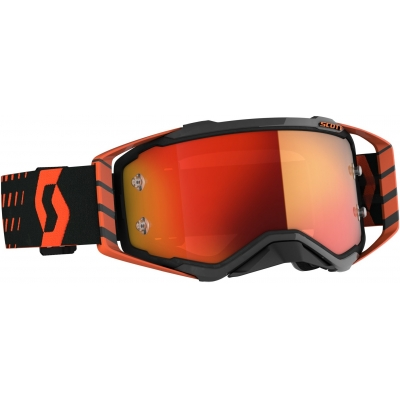 SCOTT brýle PROSPECT CH orange/black orange chrome works