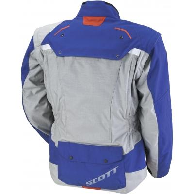 SCOTT bunda DUALRAID TP grey/blue