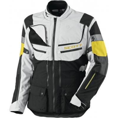 SCOTT bunda ALL TERRAIN PRO DP black/yellow