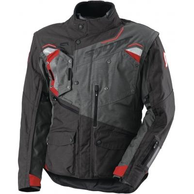 SCOTT bunda DUALRAID TP black/red