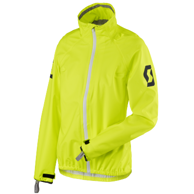 SCOTT bunda nepromok W'S ERGONOMIC PRO DP dámská yellow