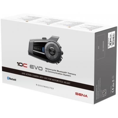 SENA komunikační systém 10C EVO s kamerou UHD