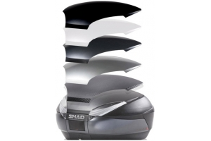 SHAD vrchnej kufor SH48 Premium Smart dark grey