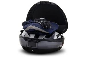 SHAD vrchní kufr SH48 Premium Smart dark grey