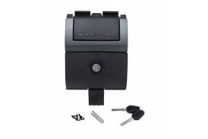 SHAD zamykací systém PREMIUM SMART D1B48PMAR pro SH48 dark grey