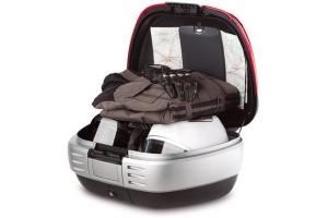 SHAD vrchní kufr SH50 black