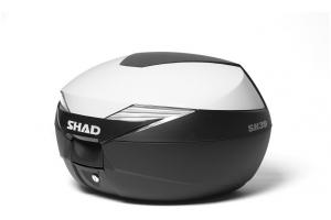 SHAD kryt kufru SH39 white