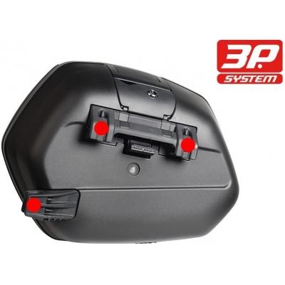 SHAD bočné kufre SH36 Premium carbon