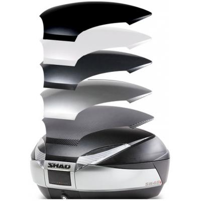 SHAD vrchní kufr SH48 new titanium