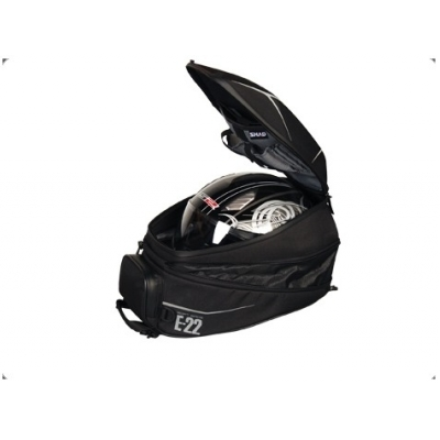 SHAD vystužená taška na nádrž E22 black
