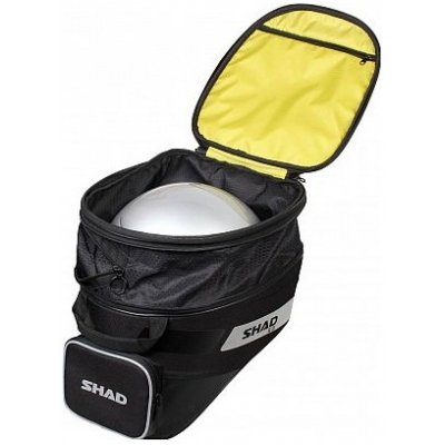 SHAD taška na nádrž ADVENTURE SL23B black