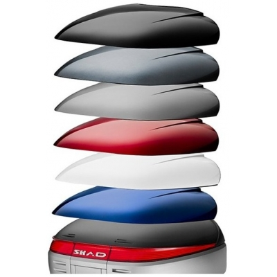 SHAD kryt kufru SH50 red