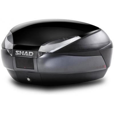 SHAD kryt kufru SH48 black metal
