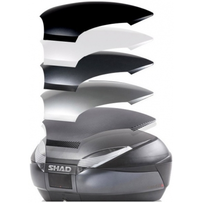 SHAD kryt kufru SH48 new titanium