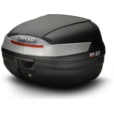 SHAD vrchní kufr SH37 black