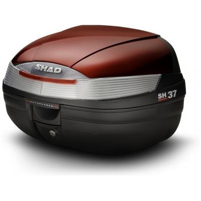SHAD kryt kufru SH37 red