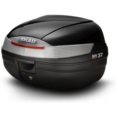 SHAD kryt kufru SH37 black metal