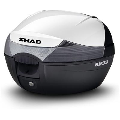 SHAD kryt kufru SH33 white
