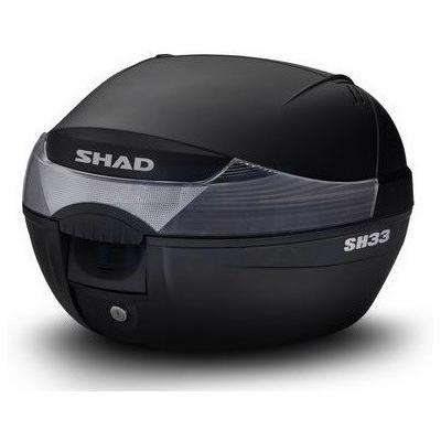SHAD vrchný kufor SH33 black