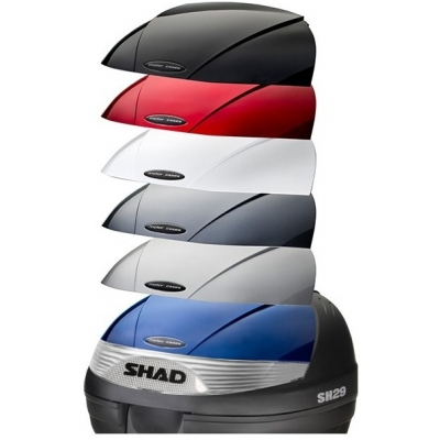 SHAD kryt pre kufor SH29 red