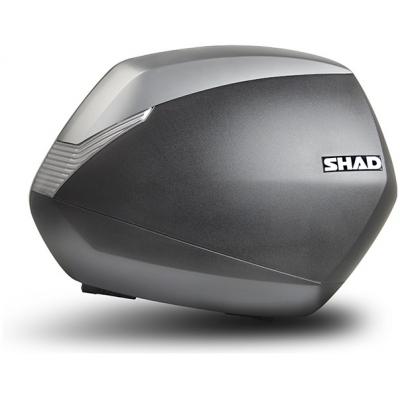 SHAD kryt kufru SH36 new titanium