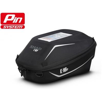 SHAD taška na nádrž E16P Pin black