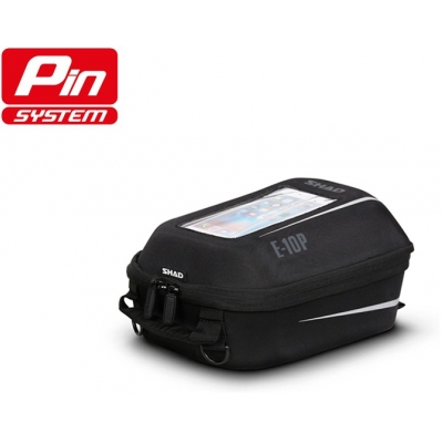 SHAD taška na nádrž E10P Pin black