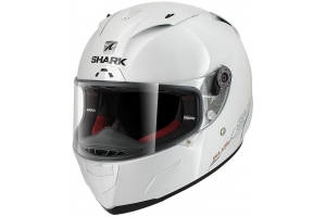 SHARK přilba RACE-R PRO Blank white