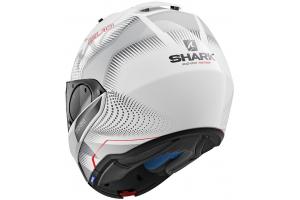 SHARK prilba EVO-ONE 2 Keenser white / silver / red