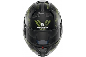 SHARK přilba EVO-ONE 2 Skuld black/green/antracite