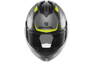 SHARK prilba EVO-GT Encke anthracite / yellow / black
