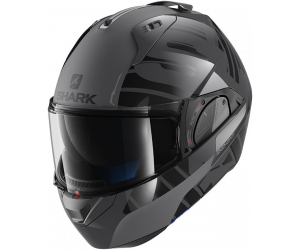SHARK přilba EVO-ONE 2 Lithion anthracite/black