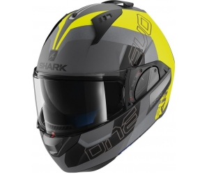 SHARK přilba EVO-ONE 2 Slasher black/antracite/ yellow