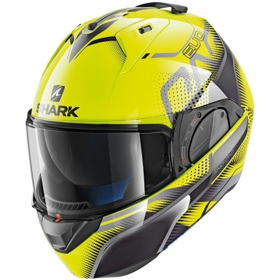 SHARK přilba EVO-ONE2 Keenser yellow/black/anthracite
