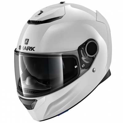SHARK SPARTAN Blank white