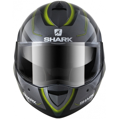 SHARK přilba EvoLine3 Hyrium Mat yellow/black/anthracite